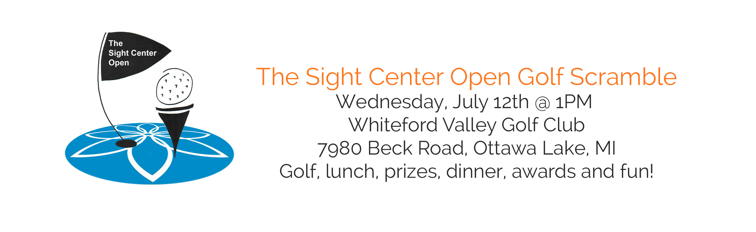 The Sight Center Golf Scramble
