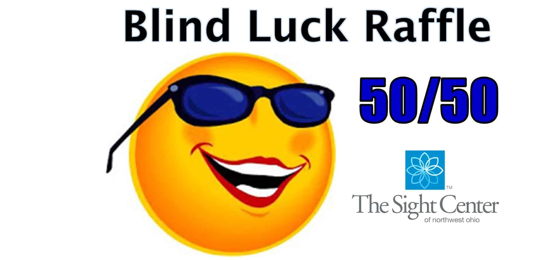 Blind Luck Raffle Header Image
