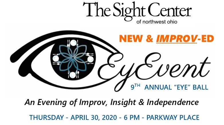 "The 9th Annual EyEvent ""Eye"" Ball"