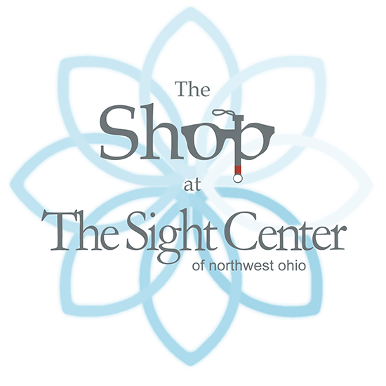 Logo for The Shop at The Sight Center
