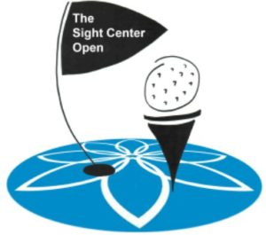 The Sight Center Open Golf Scramble - logo
