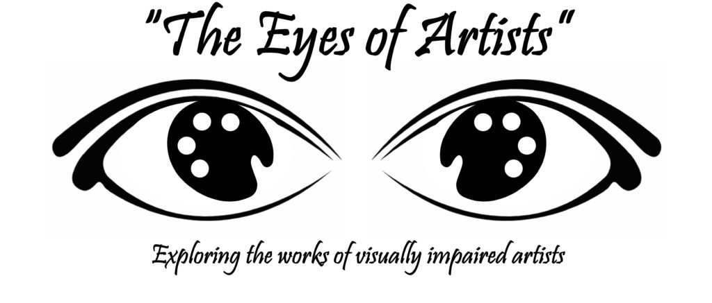 The Eyes of Artists Logo