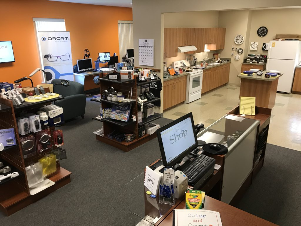 Photo of The Shop at The Sight Center